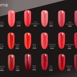 HOTTIE! Semilac UV&LED Gel Polish – SELECT COLOUR