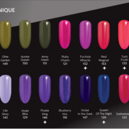 UNIQUE Semilac UV&LED Gel Polish – SELECT COLOUR