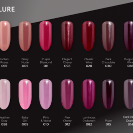 ALLURE Semilac UV&LED Gel Polish – SELECT COLOUR