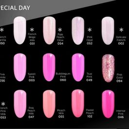 SPECIAL DAY Semilac UV&LED Gel Polish – SELECT COLOUR