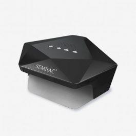 SEMILAC UV/LED LAMP DIAMOND 36W BLACK/WHITE