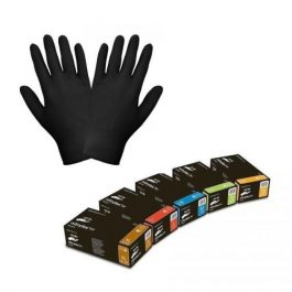 Nitrylex® Gloves – BLACK