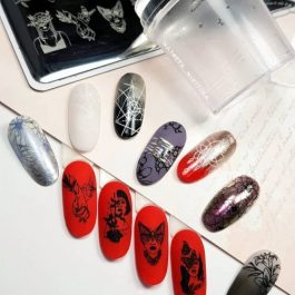 STAMPING PLATE – TATTOO ND002