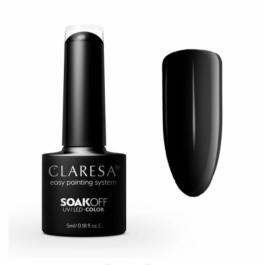 Claresa BLACK & WHITE  UV/LED gel polish – select colour