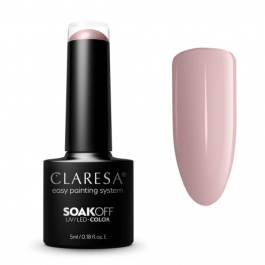 Claresa NUDE  UV/LED  gel polish – select colour